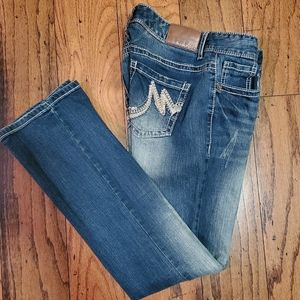 Maurice's Baby Bootcut Jeans